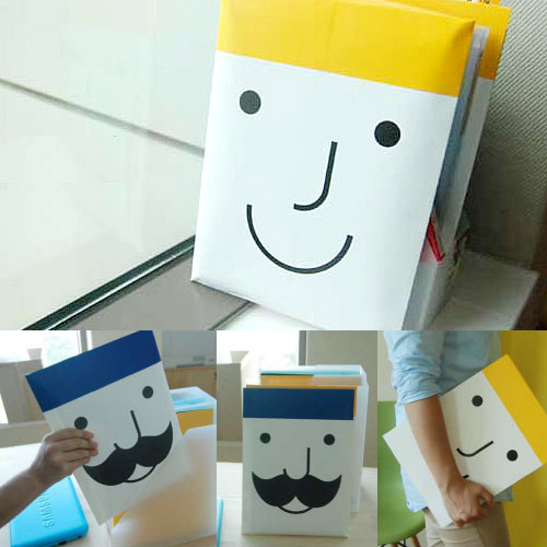a4信封的折法图解图片下载_折纸大全; 【isfun】微笑信封*a4皮质文件